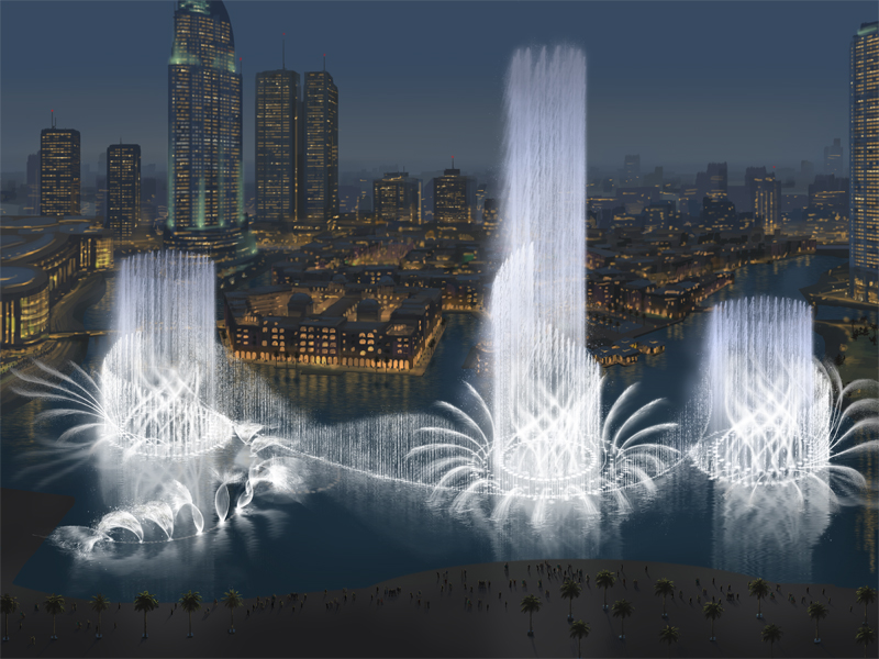 Dubai-Fountain-High-Jump-Photo